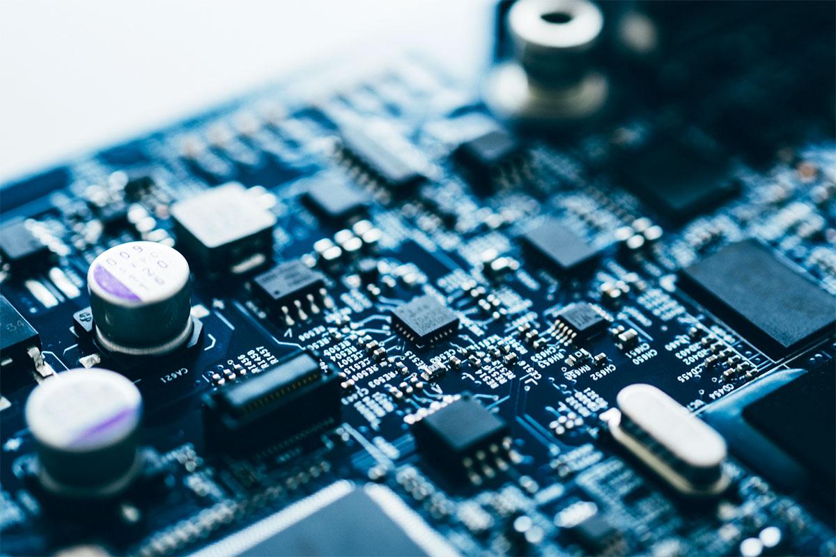 واردات انواع قطعات الکترونیکی از چین
